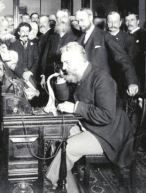 Graham Bell en 1892